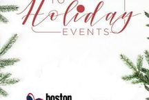 Boston Holidays / The holidays in Boston can be beautiful. Find out what to do this holiday season.