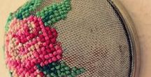 Embroidery & stitches
