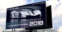 Chronus - Carro Brasileiro - Lançamento 2018