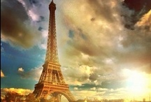 Eiffel Tower..In all her Glory... / by Gloria Cain