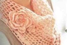 Crochet Scarves, Wraps and Cowls / by Diane Schmidt