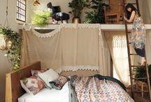 Sweet Home / interior DIY, cozy, интерьерные решения своими руками и примеры красивых дизайнов