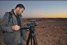 Film documentaire - sur la Sahara Occidental / Production : Artworks Production Réalisateur : MONCER Akram