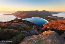 Tasmania , East Coast.