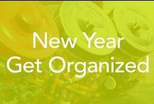 Get organized! / DE clutter your home, organize your closet, clothing,