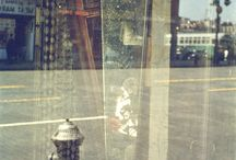 Saul Leiter - Photography / Really Inspiring!