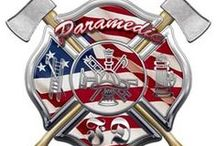 Emergency Medical/Firefighting / Someday Soon………. I will be a Firefighter and Paramedic. So for now I am in Training…………. / by Anna Rivers