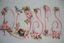 Roses 2, flowers of love