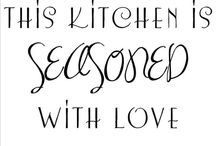 Kitchen Romance / by Gloria Cain
