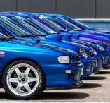 SUBARU / Subaru Impreza STI 22B Passion