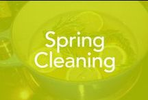 spring cleaning / spring cleaning ideas, make your home smell wonderful, useful cleaning techniques, why & When you should clean something in your home.