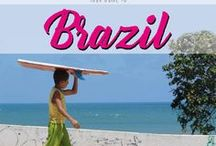Brazil / Your guide to Brazil. Discover beautiful beaches, amazing wildlife and the stunning Iguazu Falls.