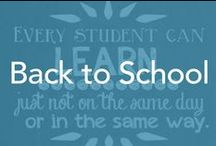 Back to school / outfits, school supply's , lunches, snacks.