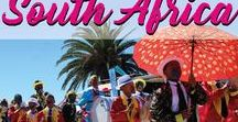 South Africa / Your guide to South Africa. Discover the most vibrant, colorful & diversity country in Africa. From its stunning beaches, lovely cities and wild nature reserves.