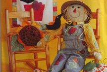 DIY Fall Harvest, Thanksgiving and Halloween Decorations / DIY Fall Harvest, Thanksgiving and Halloween Decorations Sewing Pattern Collection.  Up to 90% off Retail Prices Everyday! $3.00 Flat Rate USA Shipping. $9.00 International Shipping. Over 5,000 Patterns in Stock with New Ones Added Daily.