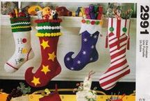 Christmas Craft and Sewing Patterns / Our collection of craft and sewing patterns for Christmas