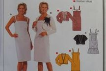 Burda Dress and Skirt Sewing Patterns / Our collection of Burda sewing patterns for dresses and skirts.
