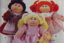 Cabbage Patch Kids Sewing Patterns / Cabbage Patch Kids™ Sewing Pattern Collection. Save Up to 90% off Retail Prices.