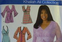 Khaliah Ali Sewing Patterns / Our collection of Khaliah Ali sewing patterns.
