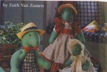 Faith Van Zanten Sewing Patterns / Our collection of Faith Van Zanten sewing an craft patterns.