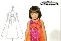 Project Runway Sewing Patterns / Our collection of Project Runway sewing patterns.