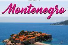 Montenegro / Your guide to Montenegro
