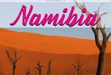 Namibia / Geschichten, Bilder und Tipps aus Namibia
