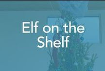 Elf on the Shelf / The journey of our FishHawk Ranch Elf, Blitz