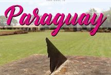 Paraguay / Your guide to discover Paraguay in South America.