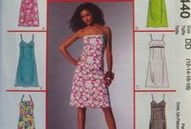 6 Great Looks One Easy Pattern / Our Collection of 6 Great Looks One Easy Sewing Pattern by McCall's.