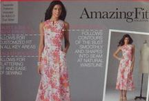 Amazing Fit Sewing Patterns From Simplicity / Our Collection of Amazing Fit Sewing Patterns From Simplicity.