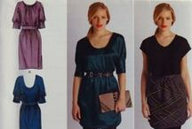 Cynthia Rowley Sewing Patterns / Our collection of sewing patterns from designer Cynthia Rowley