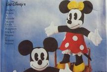 Disney Sewing Patterns / Our collection of Disney Sewing Patterns