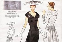 Vogue Dress and Skirt Sewing Patterns / Our collection of Vogue dress and skirt patterns.