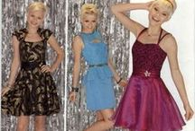 Special Occasion Dress Sewing Patterns / Collection of sewing patterns for special occasion dresses. Weddings, prom, evening gowns, etc.