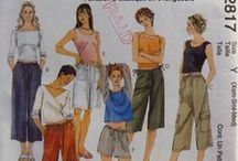 Quick & Easy® Sewing Patterns by McCall's / McCall's Quick & Easy® Sewing Pattern Collection.  Up to 90% off Retail Prices
