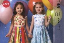 McCall's Girls'/Toddlers'/Babies' Sewing Pattern Collection / McCall's Girls'/Toddlers'/Babies' Sewing Pattern Collection.  Save up to 90% off Retail Prices Everyday.