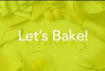 Lets Bake! / Baking for all occasions. Cakes, cookies.