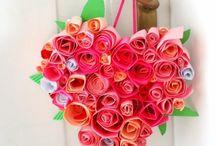 Celebrate! - Valentinstag / Be my Valentine! Verteilen Sie ein bisschen Liebe an nette Menschen. Celebrate good times!