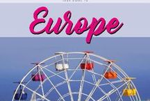 Europe / Your guide to Europe. Discover your beautiful continent with historical sites to breathtaking landscape.