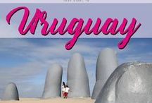 Uruguay / Your guide to Uruguay. Discover this latain american country with stunning beaches & historical cities like Montevideo.
