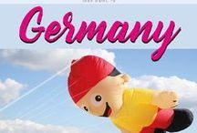 Germany / Your guide to Germany! Discover my home country from vibrant Berlin, mystical Rakotzbridge to the landscape of the alps or black forest.