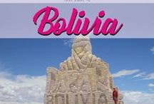 Boliven / Your guide to Bolivia. Discover the breathtaking landscape of this latin american country.