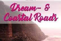 Dream- & Coastal Roads / Your guide to Dream- & Coastal Roads. Discover all you need to know to find them & to drive them.