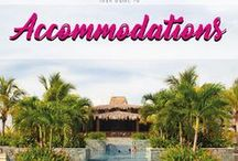Accommodations / Your guide to Accommodations. All you need to know about Hotels, Airbnb, Lodges, Hostels, B&Bs, Campesites.