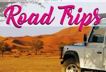 Road Trips / Your guide to Road Trips. Pack lists, gear, routes - all you need to know.