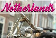 Netherlands / Your guide to the netherlands! From coast to cheese, from cycling to good food.
