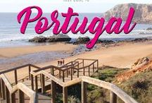 Portugal / Your guide to Portugal! Discover beautiful old cities and amazing beaches.