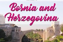 Bosnia and Herzegovina / Your guide to discover Bosnia and Herzegovina. Find out more about the landscape, Mostar and the culture.