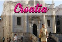 Croatia / Your guide to Croatia. Discover the beautiful coast line, Dubrovnik and the Plitvice Lakes.